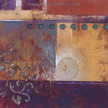 ABA0053 - Abstract Art Oil Painting