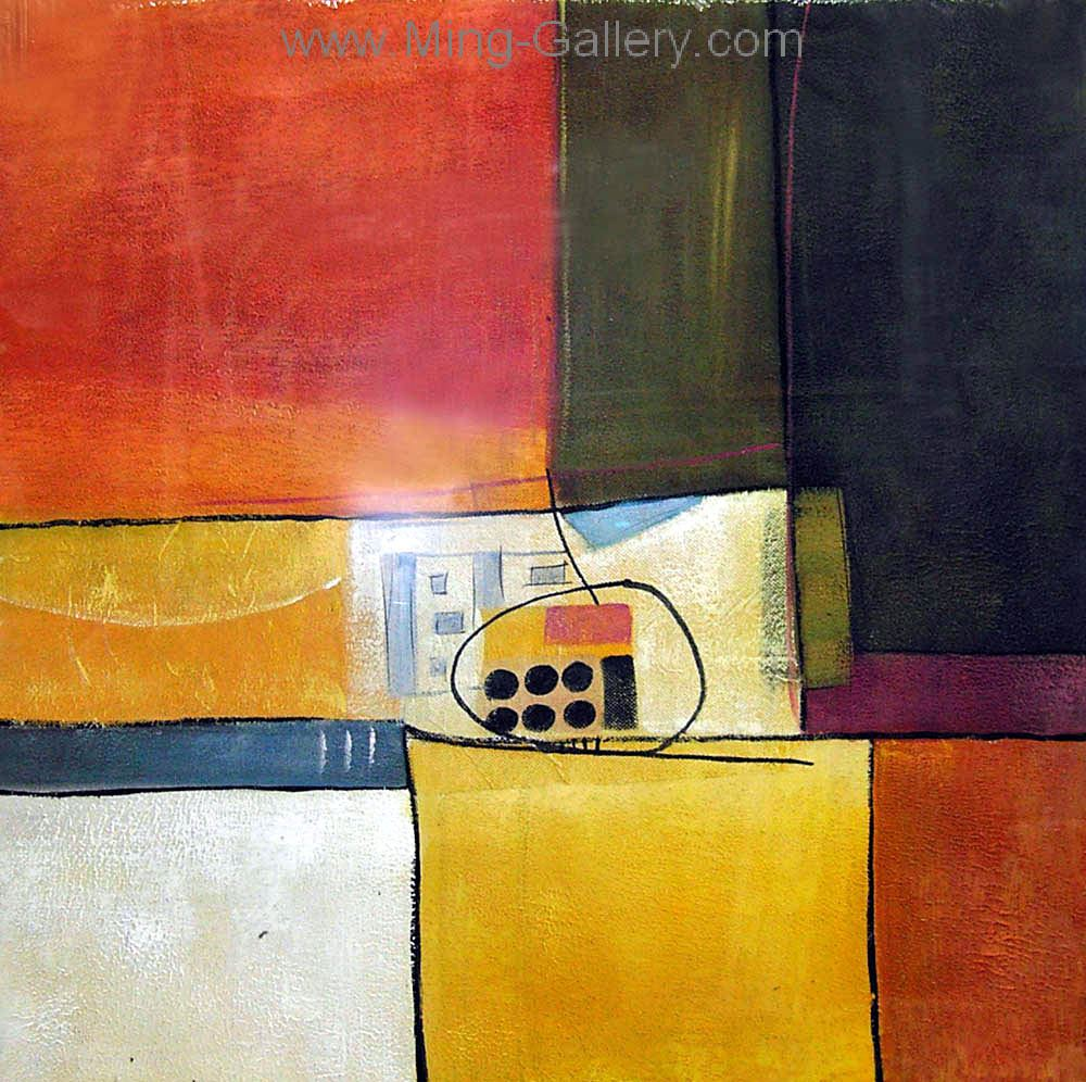 AEA0035 - Abstract Art Oil Painting
