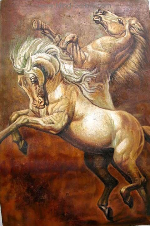 ANH0012 - Horse Painting for Sale