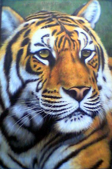 ANL0005 - Wildlife Art Painting