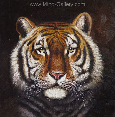 ANL0006 - Wildlife Art Painting
