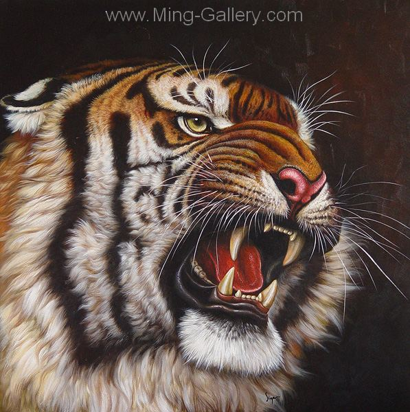 ANL0007 - Wildlife Art Painting