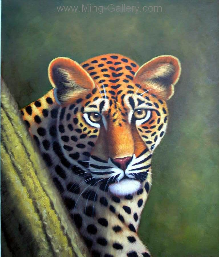 ANL0008 - Wildlife Art Painting