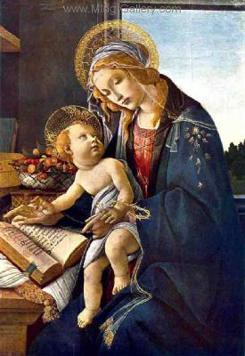 BOI0002 - Botticelli Painting Replica