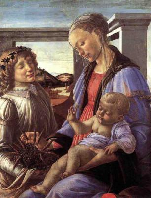 BOI0004 - Botticelli Painting Replica