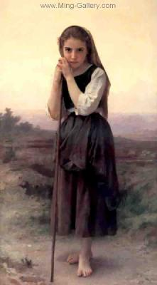 BOU0003 - Bouguereau Art Reproduction