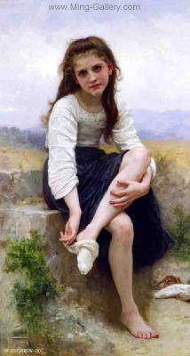 BOU0006 - Bouguereau Art Reproduction