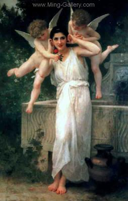 BOU0009 - Bouguereau Art Reproduction