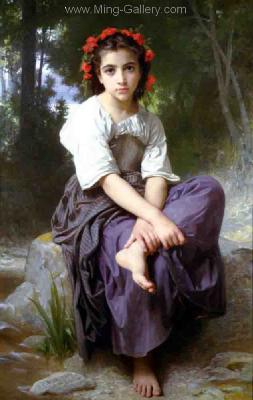 BOU0018 - Bouguereau Art Reproduction