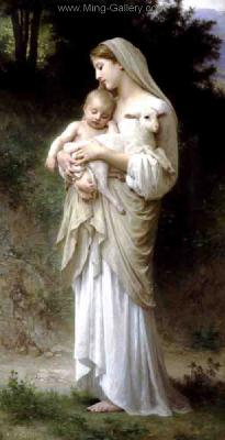 BOU0025 - Bouguereau Art Reproduction