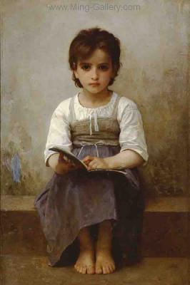 BOU0029 - Bouguereau Art Reproduction