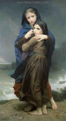 BOU0033 - Bouguereau Art Reproduction