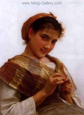 BOU0036 - Bouguereau Art Reproduction