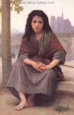 BOU0040 - Bouguereau Art Reproduction