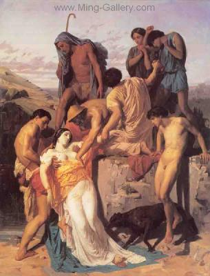BOU0041 - Bouguereau Art Reproduction