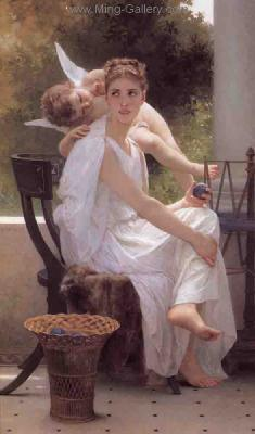 BOU0043 - Bouguereau Art Reproduction