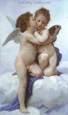 BOU0044 - Bouguereau Art Reproduction
