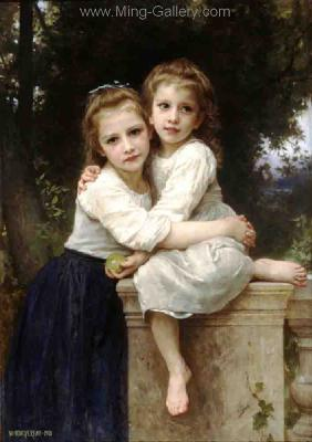 BOU0055 - Bouguereau Art Reproduction