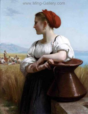 BOU0057 - Bouguereau Art Reproduction