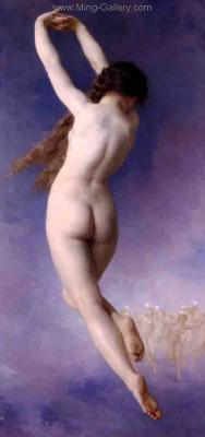 BOU0062 - Bouguereau Art Reproduction