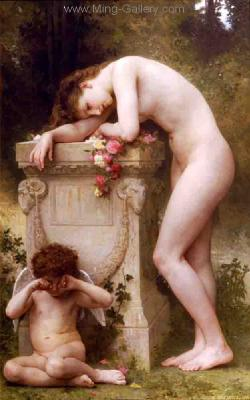 BOU0063 - Bouguereau Art Reproduction