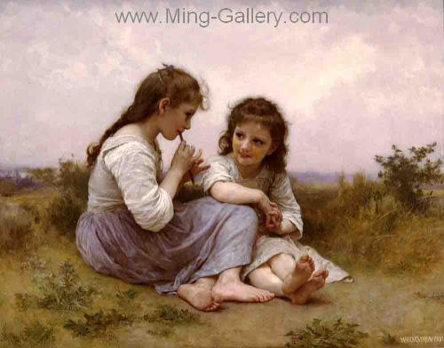 BOU0066 - Bouguereau Art Reproduction