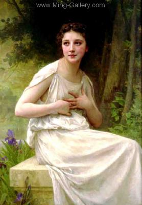 BOU0074 - Bouguereau Art Reproduction