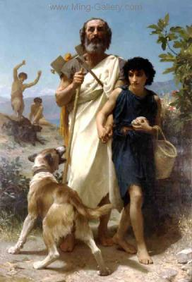 BOU0076 - Bouguereau Art Reproduction