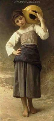 BOU0079 - Bouguereau Art Reproduction