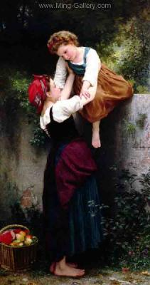 BOU0084 - Bouguereau Art Reproduction