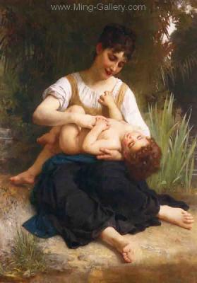 BOU0085 - Bouguereau Art Reproduction