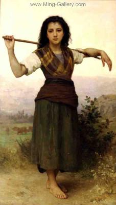 BOU0092 - Bouguereau Art Reproduction
