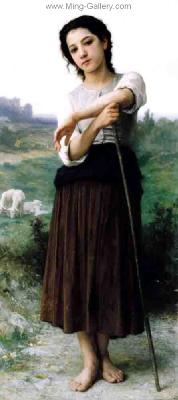 BOU0094 - Bouguereau Art Reproduction