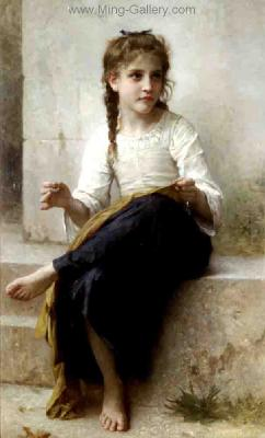 BOU0096 - Bouguereau Art Reproduction