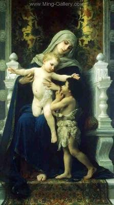 BOU0105 - Bouguereau Art Reproduction