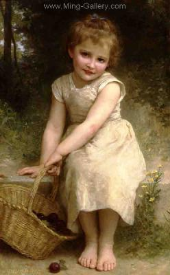 BOU0106 - Bouguereau Art Reproduction