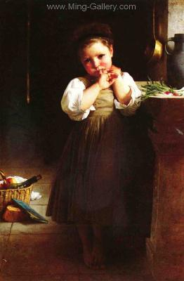 BOU0109 - Bouguereau Art Reproduction