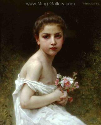 BOU0110 - Bouguereau Art Reproduction