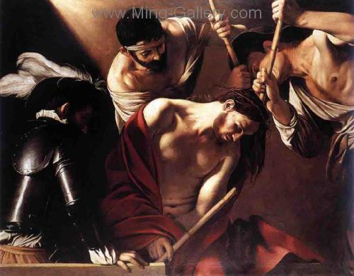 CAR0006 - Caravaggio Oil Painting