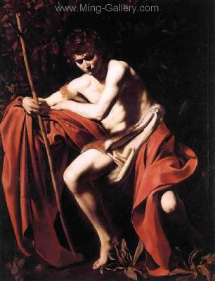 CAR0011 - Caravaggio Oil Painting
