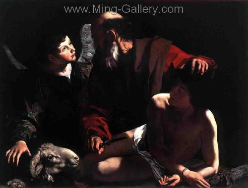 CAR0019 - Caravaggio Oil Painting