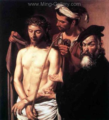 CAR0032 - Caravaggio Oil Painting