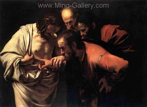 CAR0038 - Caravaggio Oil Painting