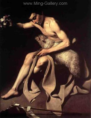 CAR0039 - Caravaggio Oil Painting
