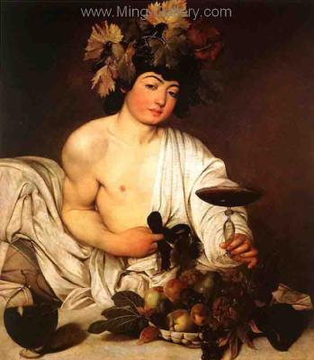 CAR0043 - Caravaggio Oil Painting