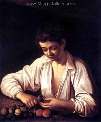 CAR0047 - Caravaggio Oil Painting