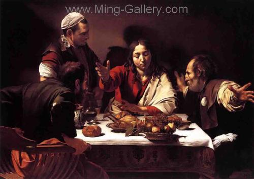 CAR0052 - Caravaggio Oil Painting