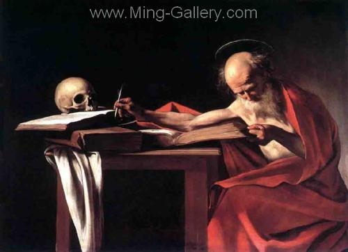CAR0053 - Caravaggio Oil Painting