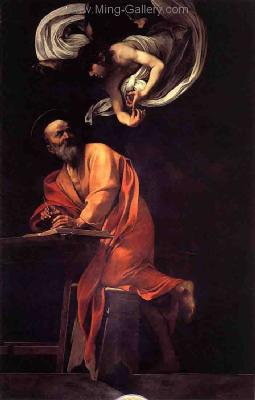 CAR0056 - Caravaggio Oil Painting