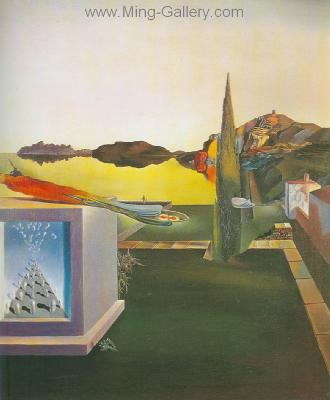 DAL0012 - Salvador Dali Surrealist Art Reproduction OilonCanvas Painting
